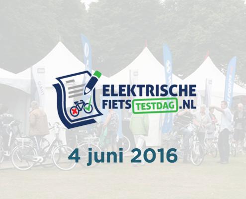 Lintech, Elektrische, fietsdag